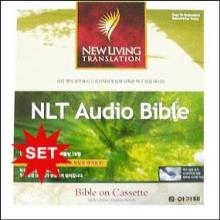 NLT Audio Bible 4세트: Bible on Cassette (48Tape) : 영문낭독